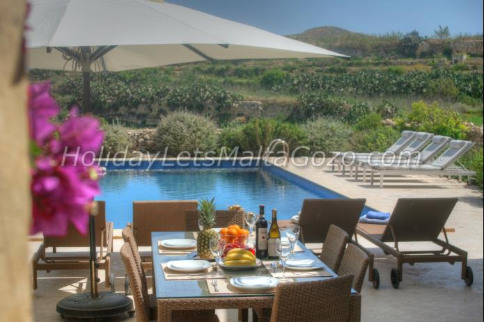 Holiday Let GOZO Gharb Farmhouse dar il-wied