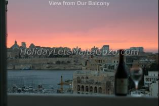 Holiday Let Malta Kalkara  sunview apartment